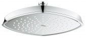 Верхний душ GROHE Rainshower Grandera, 1 режим, 220х200 мм, 27974000