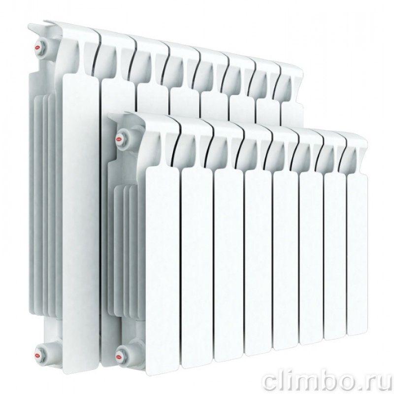 Биметаллический радиатор RIFAR MONOLIT 350 11 фото