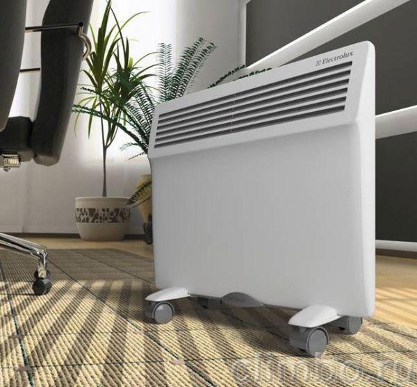 Конвектор отопления Electrolux фото